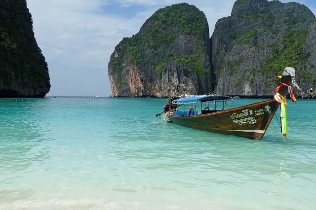 Les plus belles plages de Thaïlande sur la mer d'Andaman