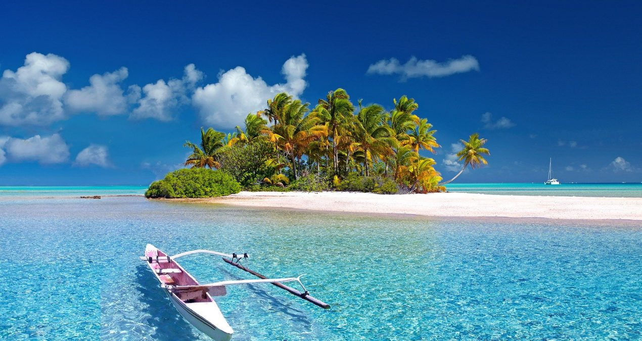 5 bonnes raisons de partir vivre sur une île