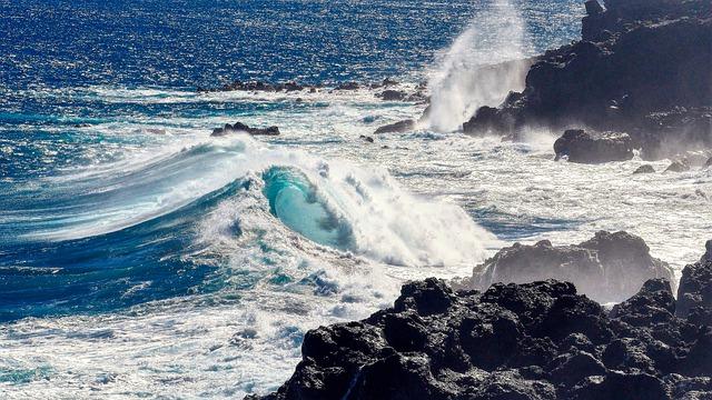 mer et côte