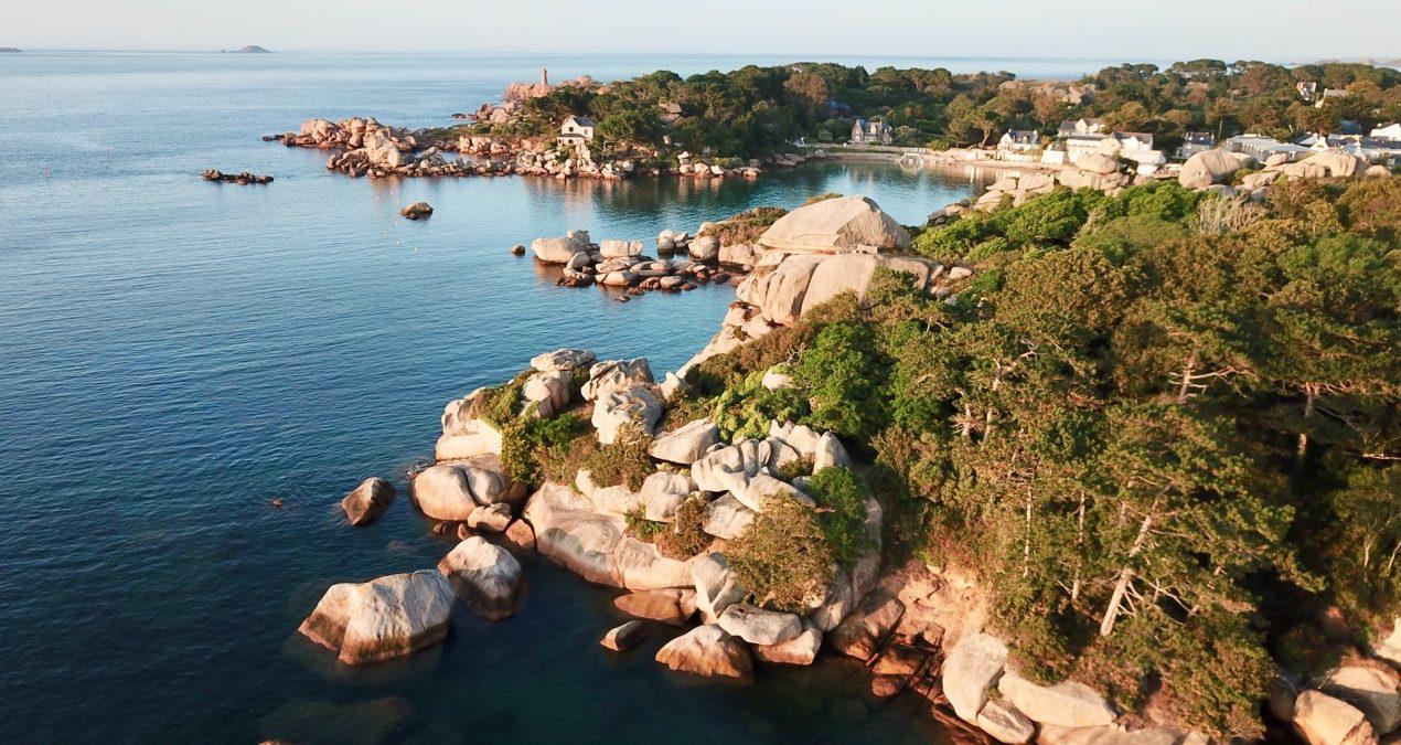 Quel hôtel choisir pour un week-end en couple à Perros-Guirec ?